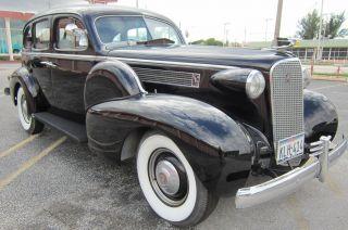 Cars trucks web museum for 1937 buick 4 door sedan