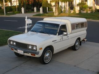 1979 Datsun 620 Pick - Up / - 4 Speed Old Man Truck photo