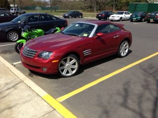 2005 Chrysler Crossfire Limited Coupe 2 - Door 3.  2l photo
