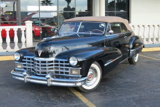1947 Cadillac Convertible 1 Of The Best Celebrity Owner - I Take Payments photo
