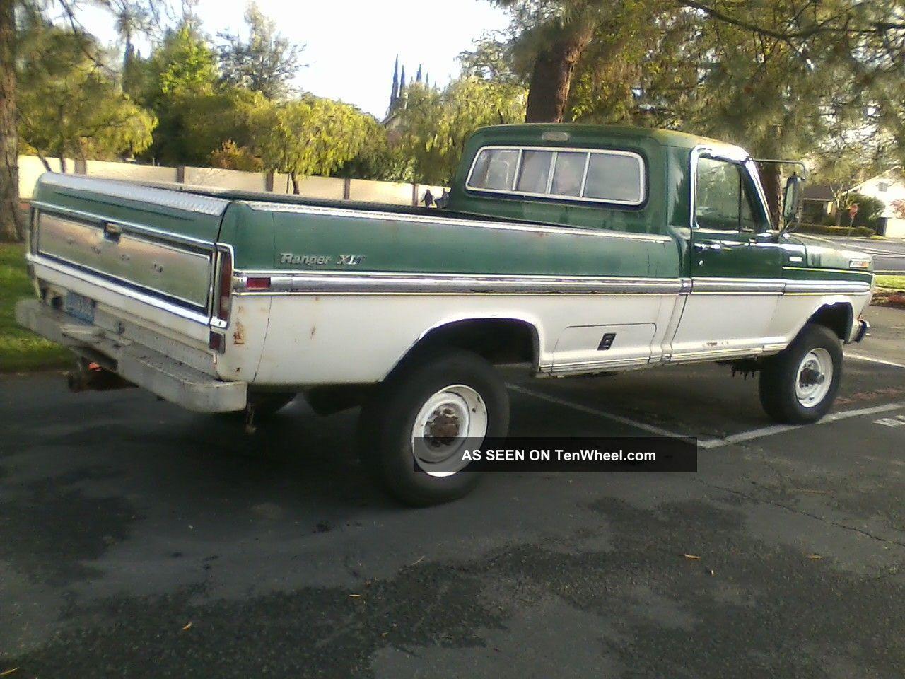 Ford Highboy 4x4 Craigslist Autos Weblog