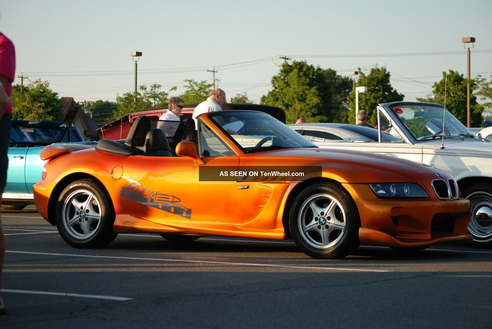 1998 Custom Bmw Z3 Complete Convertible Top Modifications