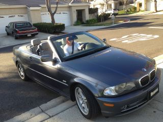 2003 Bmw 330ci Convertible 2 - Door 3.  0l Automatic photo