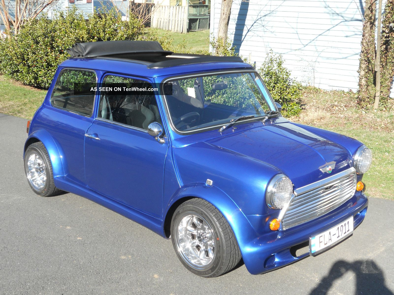 1986 Mini Zeemax Kit Righthand Drive Excellent