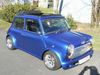 1986 Mini,  Zeemax Kit,  Righthand Drive,  Excellent photo