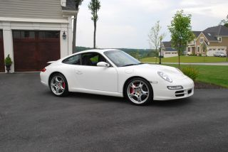2008 Porsche 911 Carrera S Coupe 2 - Door 3.  8l photo