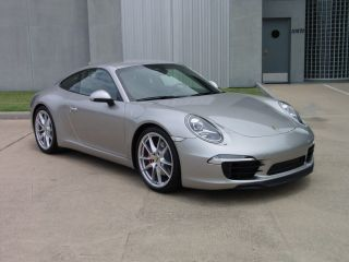 2012 Porsche 991 Carrera S Coupe 2 - Door 3.  8l photo