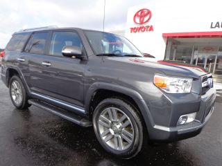 2011 4runner Limited 4x4 Rear Camera photo