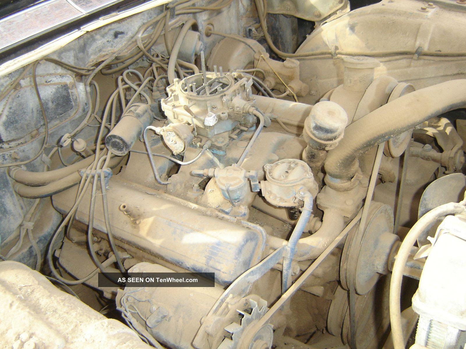 1962 Cadillac Wiring