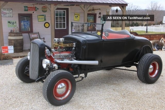 1930 Ford Roadster,  Highboy Other photo