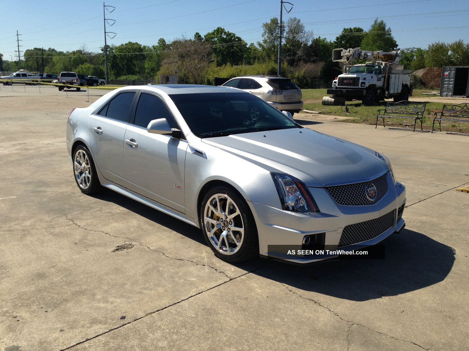 2013 cadillac cts v loaded ctsv cts v. Black Bedroom Furniture Sets. Home Design Ideas