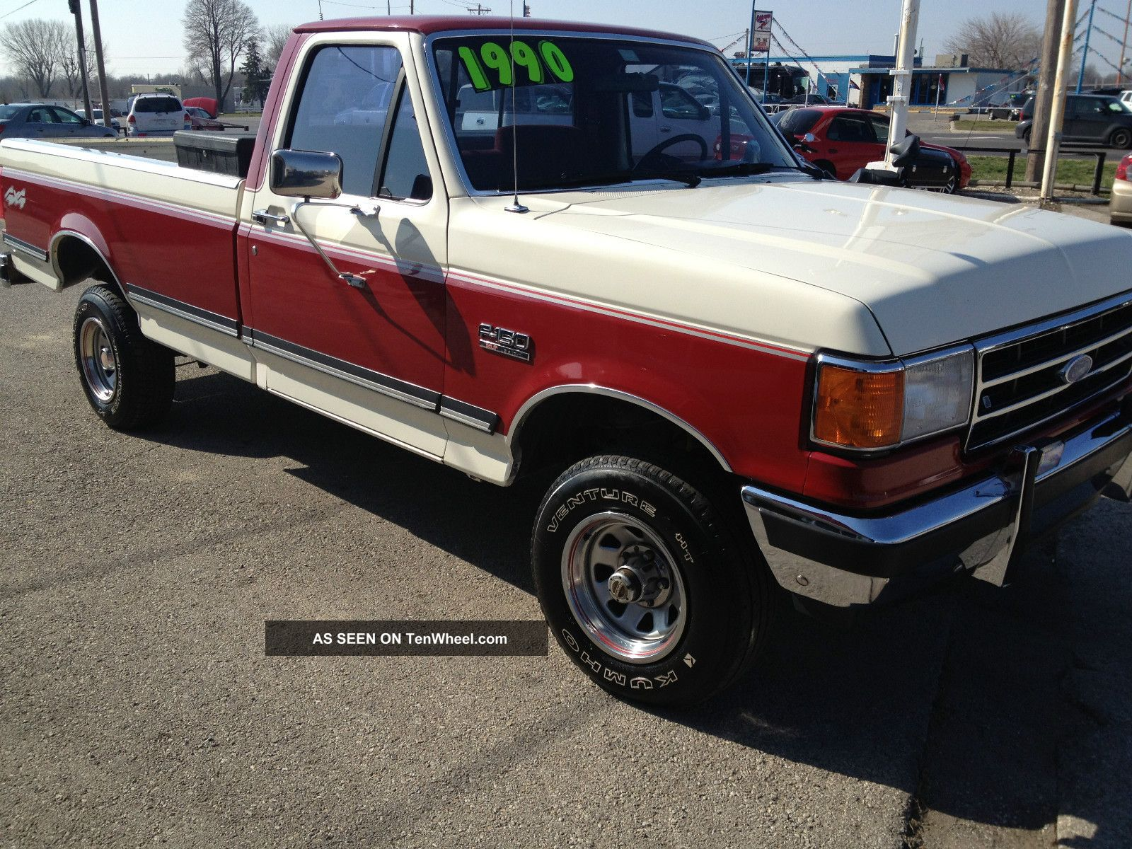 ford  xlt lariat owners manual