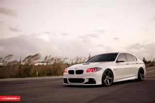 2011 Bmw F10 550i Msport Twin - Turbo 4.  4 - Liter V - 8 photo