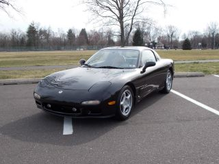 1994 Mazda Rx - 7 Black Garage Kept photo
