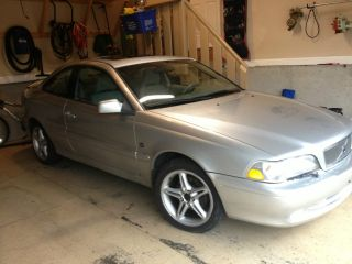 2000 Volvo C70 Base Coupe 2 - Door 2.  3l photo