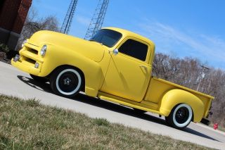 1954 Chevy 3100 Short Bed,  Step Side Truck,  Hotrod,  Pro Touring,  Street Rod photo