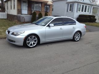 2008 Bmw 535i Sedan 4 - Door 3.  0l Fully Loaded Twin Turbo Automatic Very photo