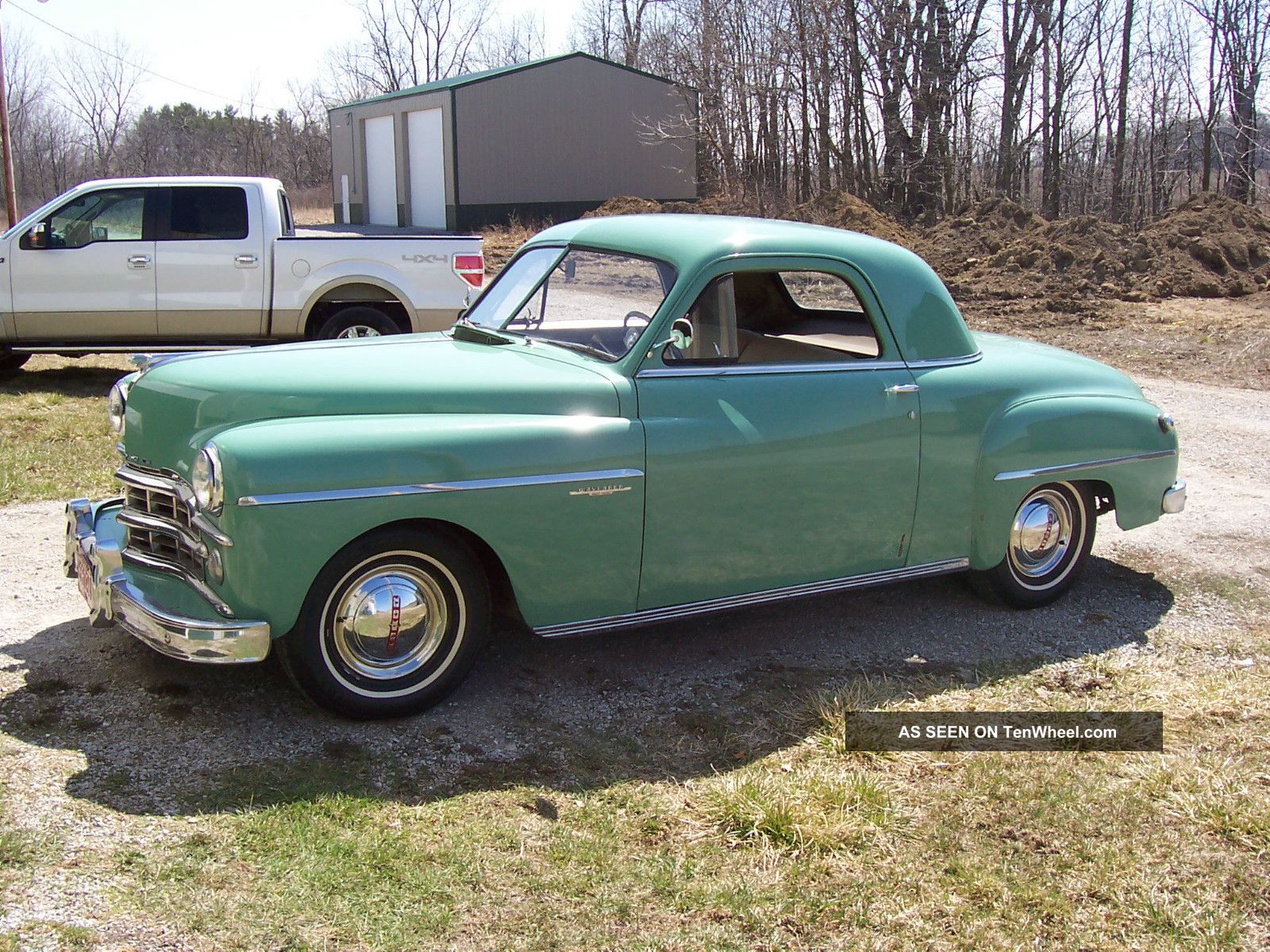 1949 Dodge Wayfarer Business Coupe