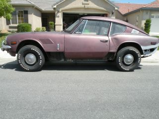 1970 Triumph Gt6+ Project photo