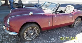 1966 Triumph Project Car photo