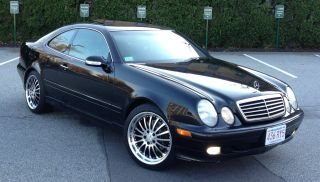 2000 Mercedes Benz Clk320 photo