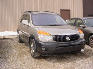 Buick Rendezvous 2002 Suv Cxl Sport Utility 4 - Door 3.  4 Awd Loaded Needs Engine photo