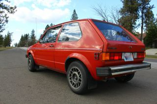 1981 Vw Rabbit photo