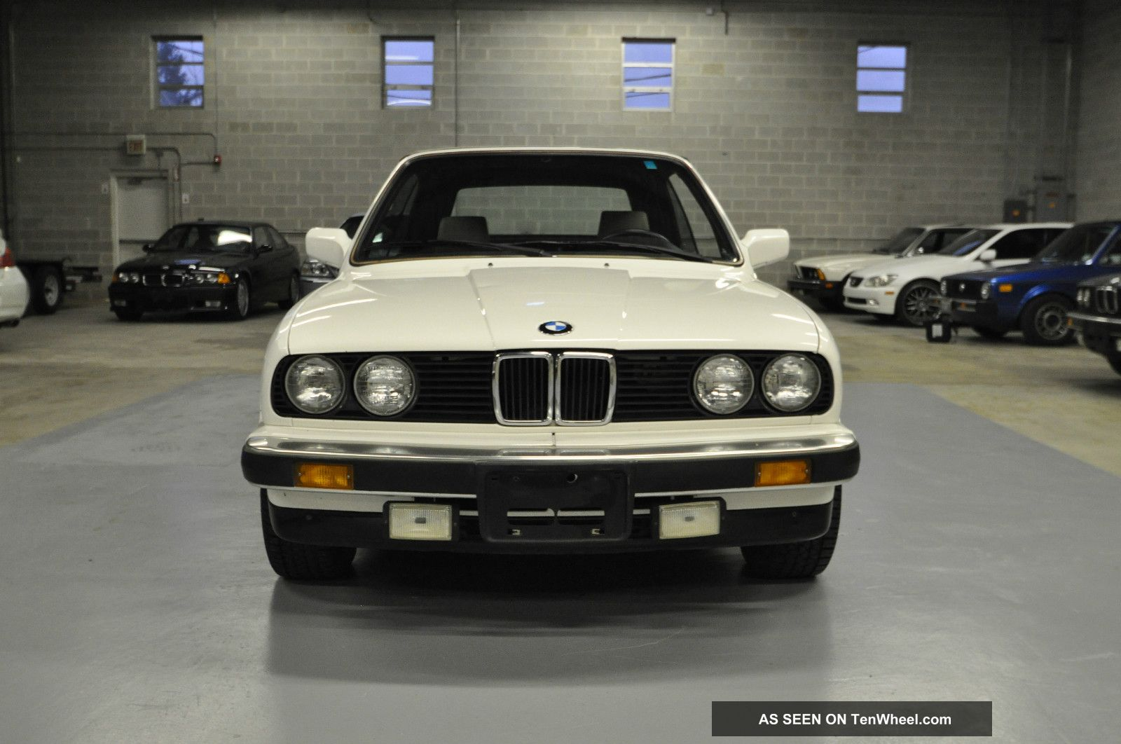 1987 Bmw 325i Automatic Trans,  Condition. 3-Series photo