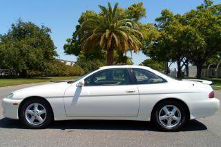 1997 Lexus Sc 300 Luxury Sport Car photo
