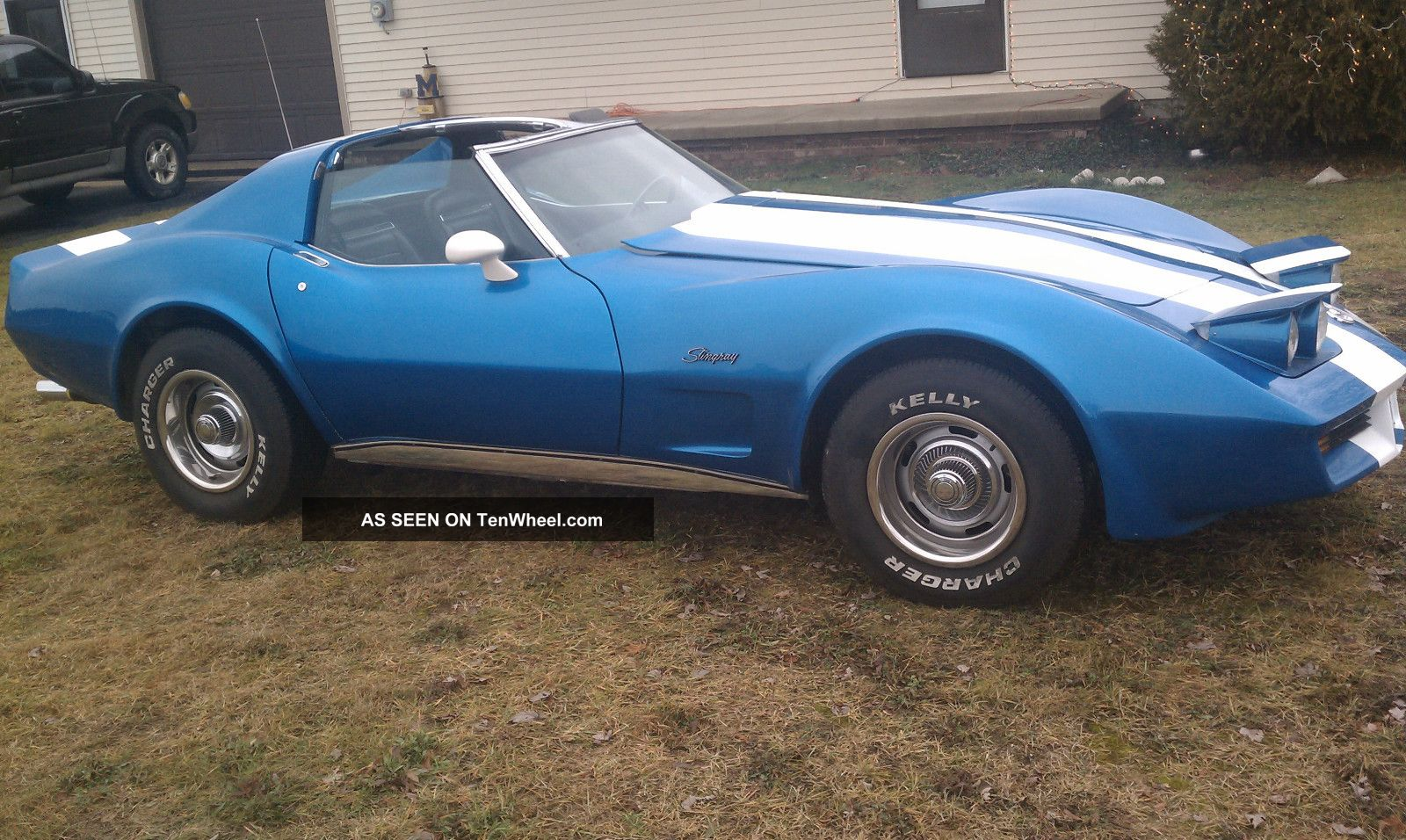 1975 chevrolet corvette stingray coupe 2 door 5 7l corvette photo 1. Cars Review. Best American Auto & Cars Review