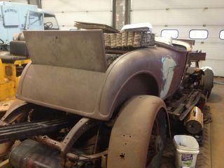 1929 Cadillac Fleetwood Custom Roadster photo