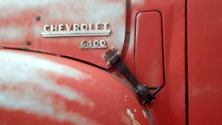 1949 Chevy 6400 photo
