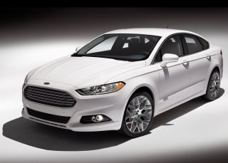 Lease Only 2013 Ford Fusion Titanium Awd Great Deal United Auto 0 Down photo