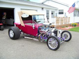 1923 Ford T - Bucket photo