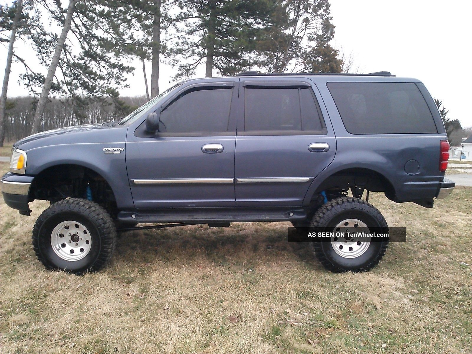 Lifted Ford Expedition >> 2000 Ford Expedition Xlt 4 Door 4x4 Lifted Monster Truck