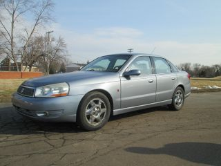 2004 Saturn L300 Sedan,  V6,  Auto,  Loaded, ,  Dvd, photo
