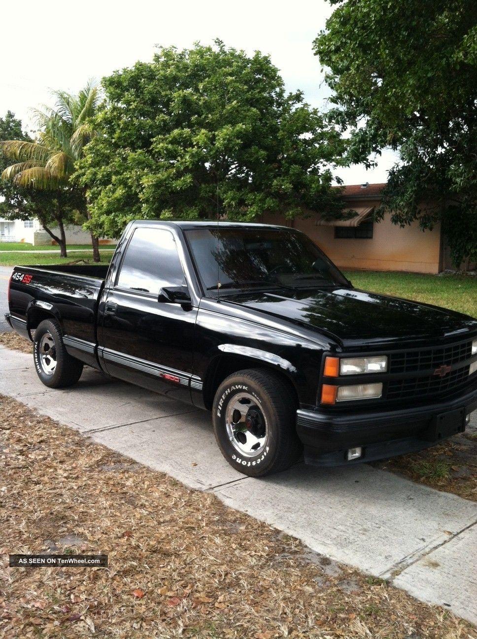 1990 2 Door Chevy Truck