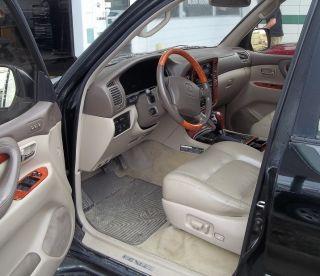 2000 Lexus Lx470 Sport Utility 4 - Door 4.  7l photo