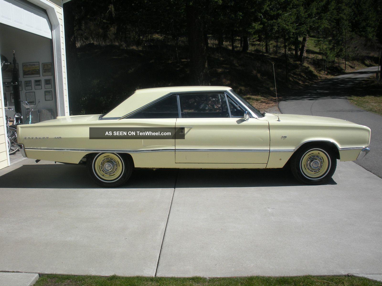 1967 Dodge Coronet 440 Project Car Rust Coronet photo
