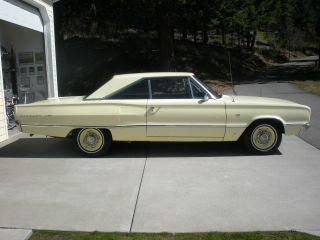 1967 Dodge Coronet 440 Project Car Rust photo