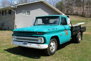 1964 Chevy C30 1 Ton Dually photo