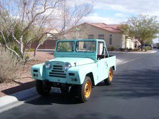 1962 Austin Gypsy (jeep) photo