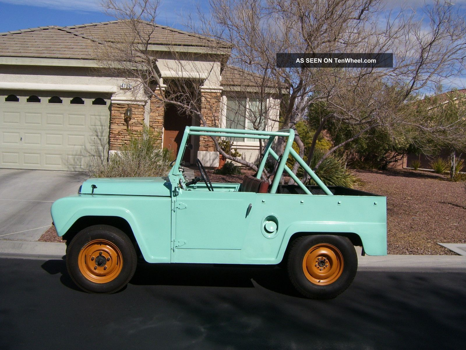1962 austin gypsy jeep. Black Bedroom Furniture Sets. Home Design Ideas