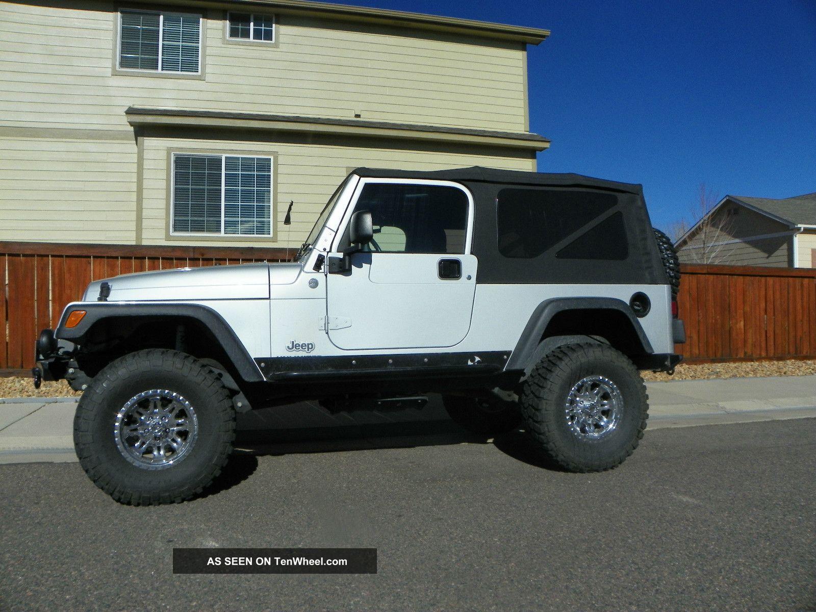 2005 jeep wrangler unlimited sport utility 2 door 4 0l. Black Bedroom Furniture Sets. Home Design Ideas