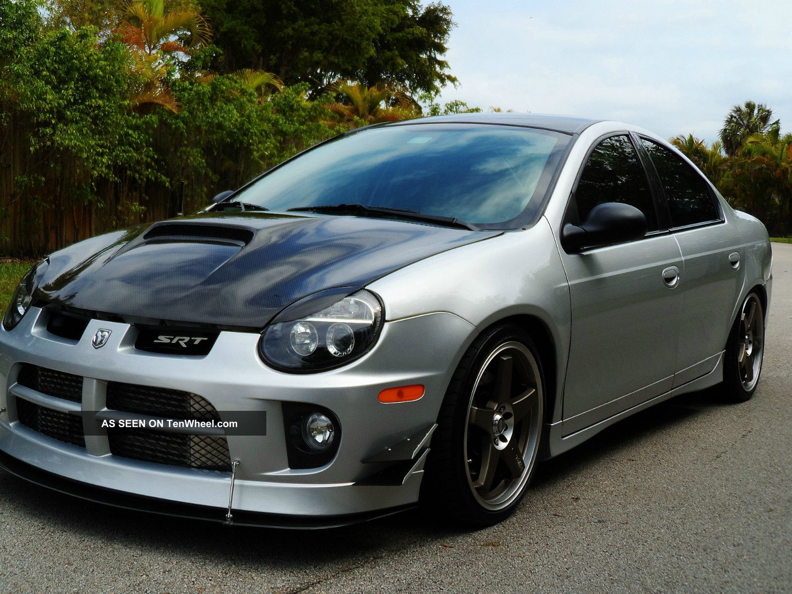 2003 Dodge Neon Srt 4 Completely Custom And Very Fast