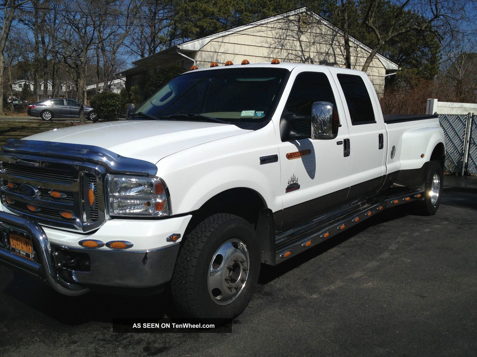 2005 ford f350 lariat superduty dually 4x4. Black Bedroom Furniture Sets. Home Design Ideas