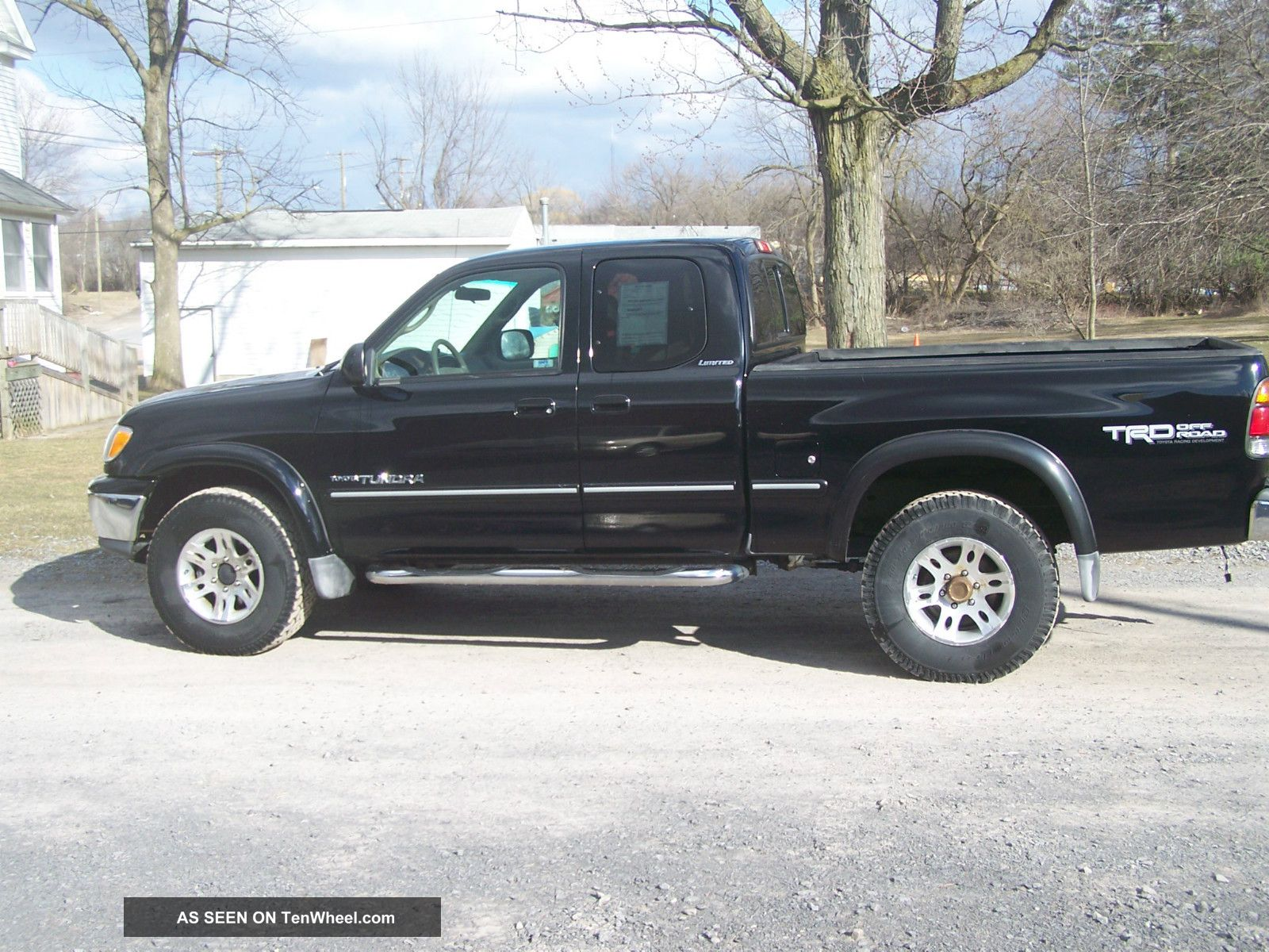 2001 toyota tundra ext cab limited trd. Black Bedroom Furniture Sets. Home Design Ideas