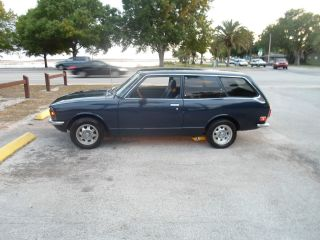 1972 Toyota Corolla Wagon photo