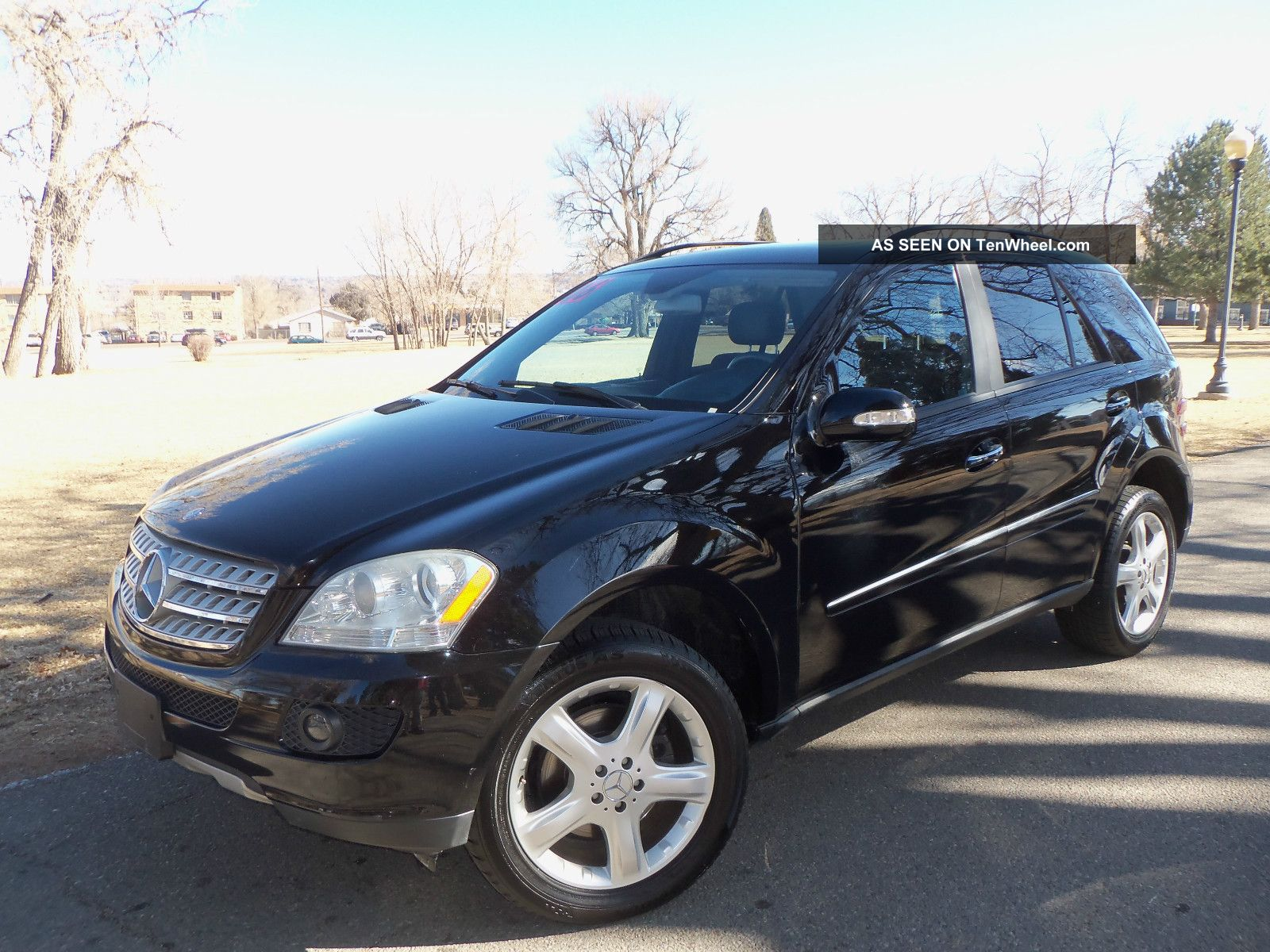 2006 mercedes benz ml350 awd with airmatic suspension for 2006 mercedes benz m class ml350