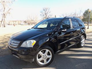 2006 Mercedes - Benz Ml350 Awd With Airmatic Suspension photo